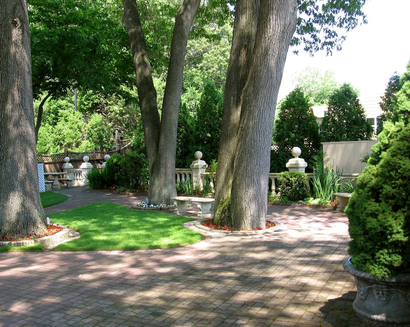 upper ceremony garden