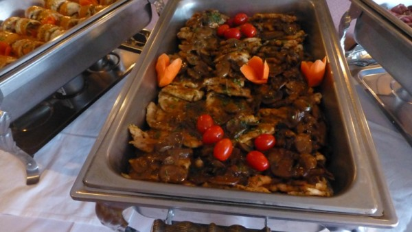 Buffet - Chicken Marsala