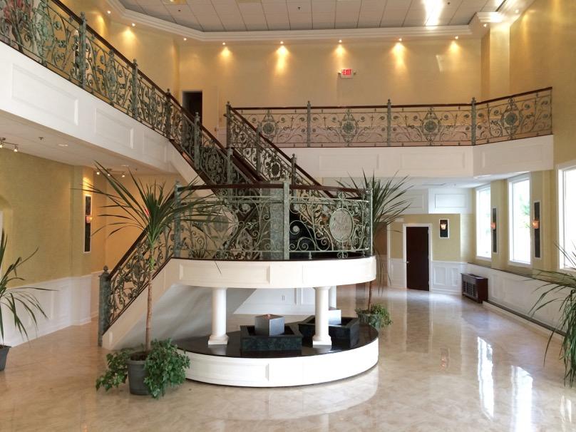 lobby east end