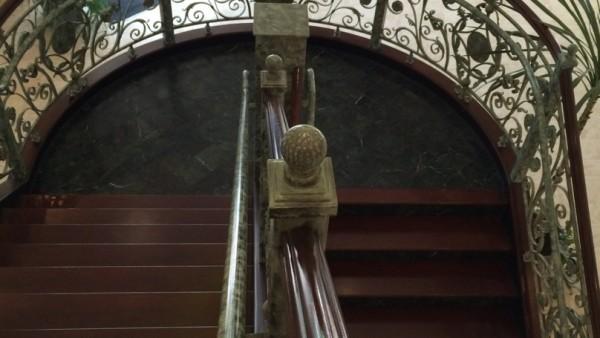 lobby stairway 2